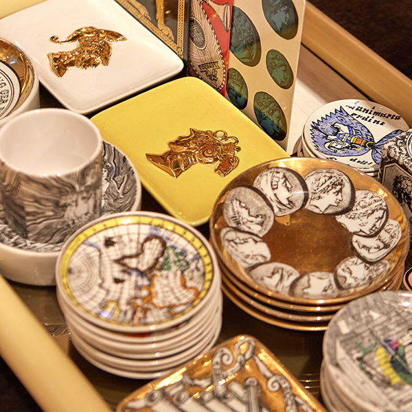 Collection of fine china